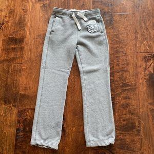 Abercrombie Kids Gray Sweats - L